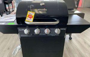 Brand New Black Char-Broil BBQ Grill PFXVN for Sale in Saginaw, TX