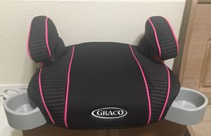 Unused Booster Seat (without pads on arm rest) for Sale in Rosemead, CA