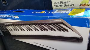 M-Audio 49key MIDI keyboard lightly used with box for Sale in Joplin, MO