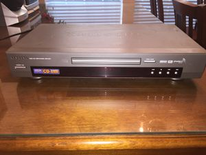 SAMSUNG DVD/CD/MP3 Player DVD-S221, $12 for Sale in Katy, TX