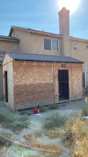 Shed 8x16 make offers need gone by today for Sale in Apple Valley, CA