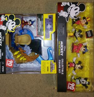 Disney Mickey mouse 90th anniversary. for Sale in Peoria, AZ
