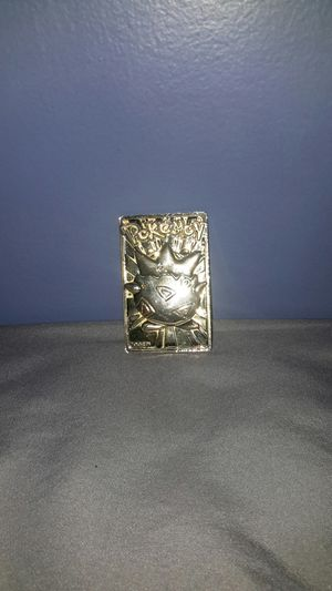 23 karat Gold Plated Togepi Pokemon card collectable for Sale in Cleveland, OH