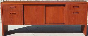 Mid Century Danish Modern TEAK CREDENZA for Sale in CA, US