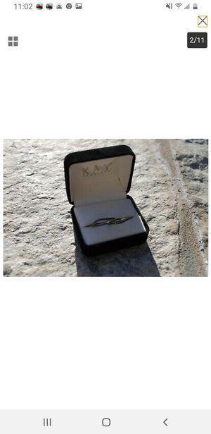 Kay jewelers black diamond wedding bands for Sale in San Antonio, TX