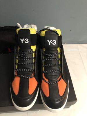 y-3 yohji yamamoto Brand New sneaker (Men size 12) for Sale in Bethesda, MD