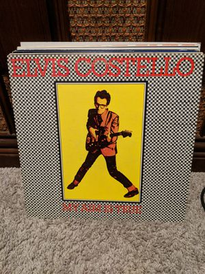 Vinyl-Elvis Costello- My Aim is True for Sale in Seattle, WA