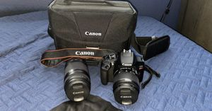 Canon Rebel T6 for Sale in Perris, CA