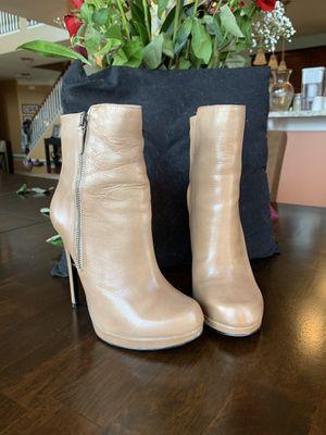 ALDO Leather Brown Boots for Sale in Stone Ridge, VA