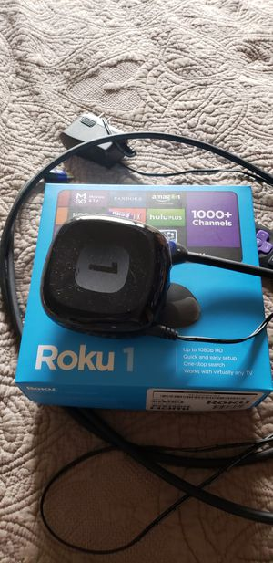 Roku movie streamer for Sale in Boynton Beach, FL