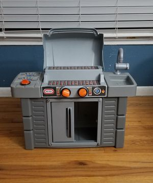 Little Tikes Cook n Grow BBQ Grill for Sale in Dallas, TX
