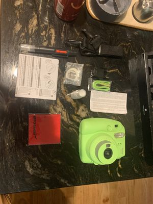 Need gone, polaroid camera with cleaner case and lanyard (no film) for Sale in Lakewood, CO