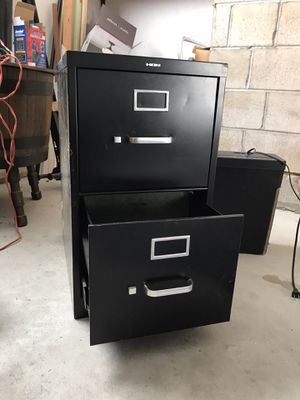 Metal filing cabinet with paper shredder for Sale in Somerset, MA