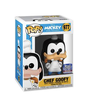 Funko POP! Disney #977 - Chef Goofy Hollywood Exclusive for Sale in Los Angeles, CA
