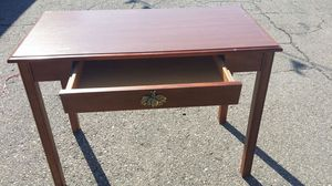 Desk with drawer for Sale in Detroit, MI