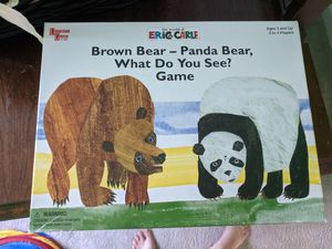 Brown bear game for Sale in Durham, NC