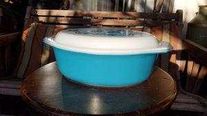 Pyrex Blue casserole dish for Sale in Boynton Beach, FL