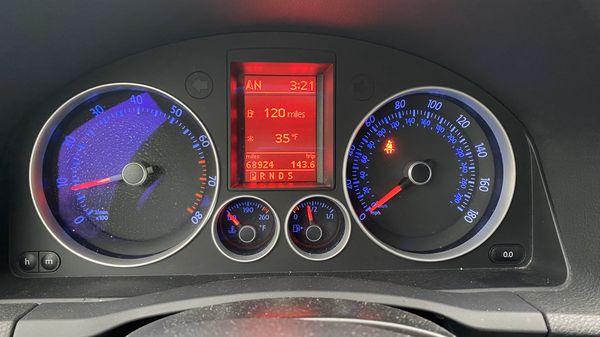 08 Volkswagen gti turbo 68k miles!!!