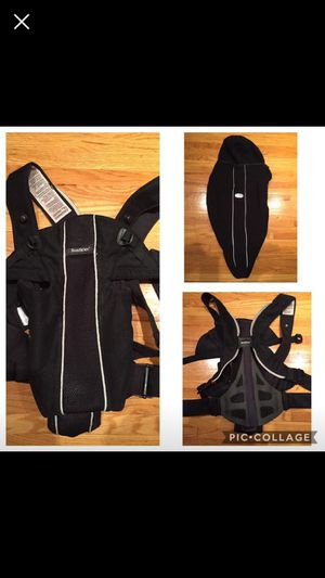 Baby Bjorn Active Baby Carrier for Sale in St. Louis, MO