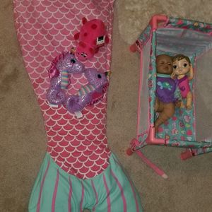 Small Girl Toy Lot for Sale in Fayetteville, NC