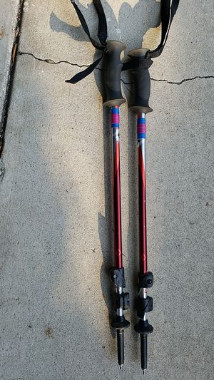 Black diamond backpacking/walking sticks for Sale in Alta Loma, CA