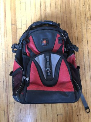 Red Swiss Army backpack for Sale in Minnetonka, MN