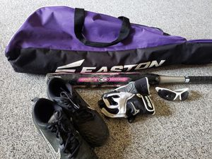 Adult softball gear for Sale in Cherry Hill, NJ