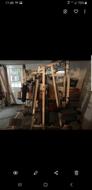 DP Infinity 3 home gym for Sale in Sharon, MA