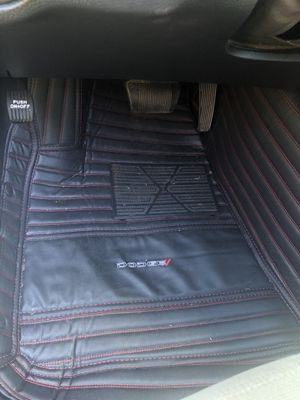 2011-2019 Dodge Charger/Challenger Floor Mats for Sale in Lewisville, TX