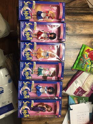 Sailor moon dolls for Sale in Arlington, TX