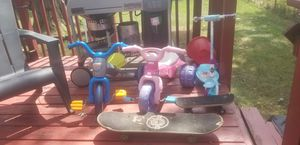 Kids bike toys for Sale in Columbus, OH