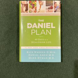 The Daniel Plan Book for Sale in Los Angeles,  CA