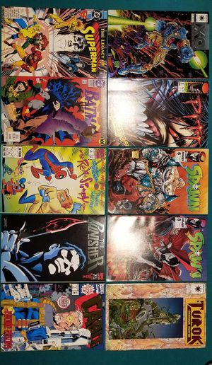 10-Book Comic Collection for Sale in Garner, NC