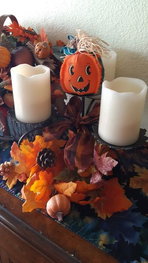 Unique 4 Leaf Candle holder for Sale in Arroyo Grande, CA