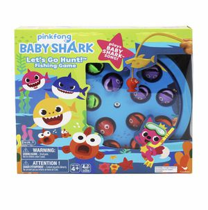 Pinkfong Baby Shark Let's Go Hunt Fishing Game - Plays the Baby Shark Song for Sale in French Creek, WV