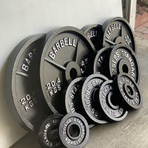 New!! Weights Only(45/35/25/10/2x5/2.5) for Sale in South El Monte, CA