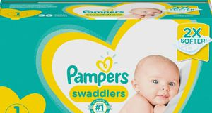 Pamper diapers for Sale in Somerset, NJ