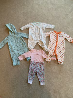 Halloween baby girl clothes 3-6M for Sale in Herndon, VA