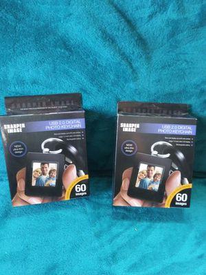 Sharper Image USB digital photo keychain for Sale in Denver, CO