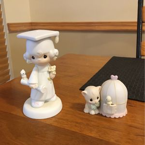 Two Precious Moments Figurines for Sale in Lake Worth, FL