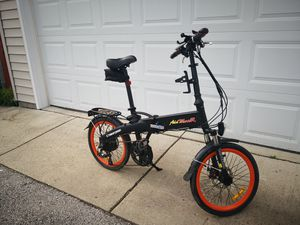 Electric Folding Bike - Addmotor Cybertron for Sale in Morton Grove, IL