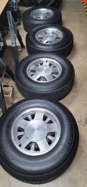 LT 235 / 75 R15 for Sale in Montclair, CA