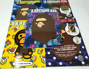 $20 each A bathing Ape Bape E Book lookbook (only book no items) for Sale in Las Vegas, NV