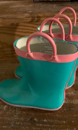 Kids Rain Boots. Size 11-12 for Sale in Baltimore,  MD