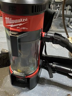 Milwaukee Back Pack Vacuum for Sale in Vancouver,  WA