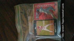 100 Random Topps Baseball Cards for Sale in Golden, CO