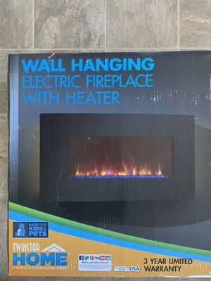 Space Heater Fireplace for Sale in Lexington, KY