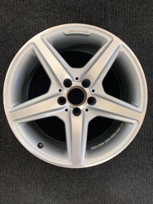 """Single (1) 18"""" 2012-2017 Mercedes Benz CLS550 CLS400 18x8.5 Front Rim 85230 OEM Factory for Sale in Corona, CA"""