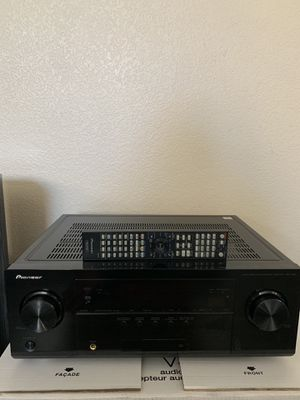 Pioneer Home Theater Receiver for Sale in North Las Vegas, NV