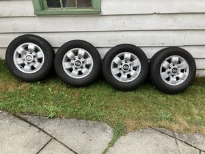 OEM Nissan Frontier Wheels - 6x5.5 - $200 for Sale in Seattle, WA